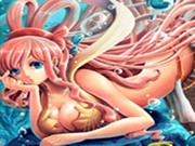 Hot Fantasy Mermaid